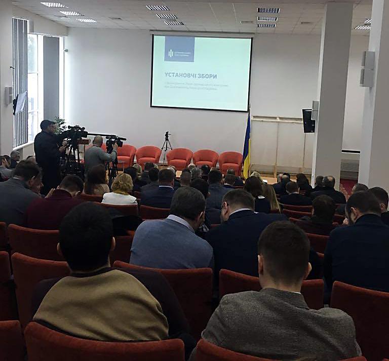 Фарс и балаган: как проходили выборы в Совет общественного контроля при ГБР