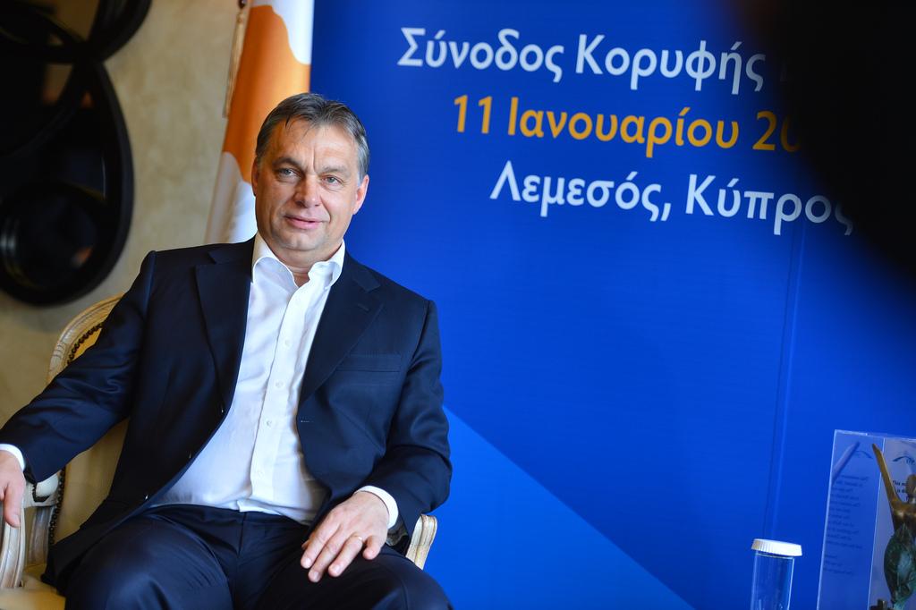 Главой партии уже 25 лет является Виктор Орбан, которому удалось сместить идеологию партии на выигрышные правоцентристские позиции