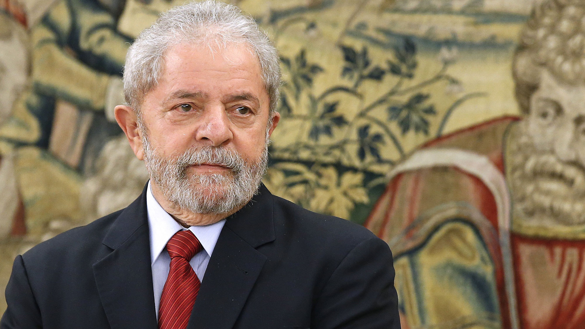 Лулу да Силва - потенциальный лидер президентской гонки