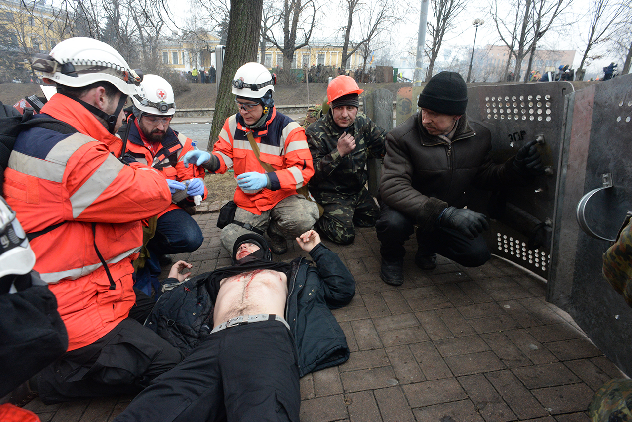 Дело Бубенчика снова актуализировало историю расстрела Майдана в 2014 году и всех событий, последовавших за ним