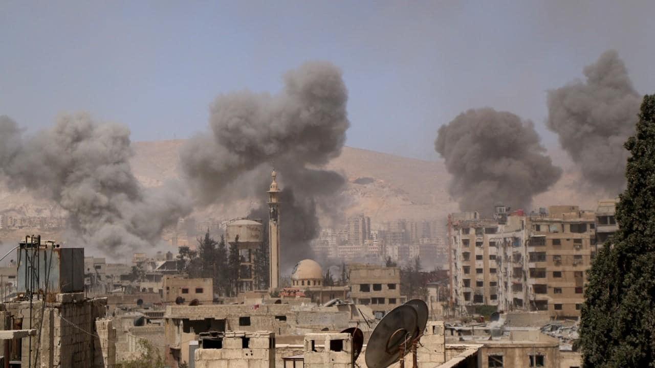 США и их союзники обвинили президента Сирии Башара Асада в совершении нападения