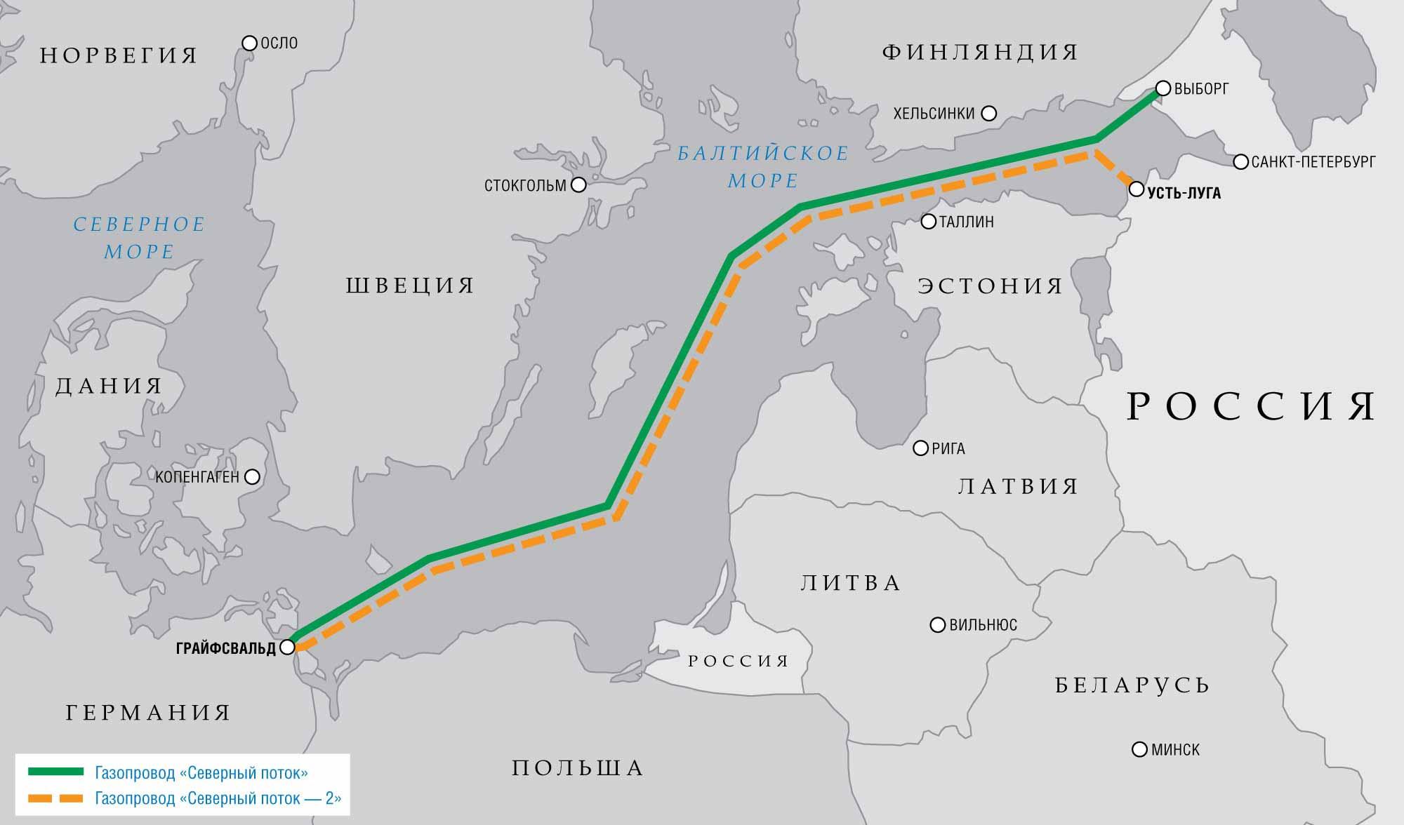 Вместо того, чтобы просить Германию прекратить строительство «Северного потока-2», мы должны были предложить создание глобального европейского газового хаба в Украине