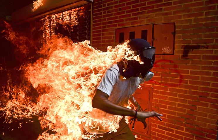 Фото: Ronaldo Schemidt, AFP, World Press Photo via AP