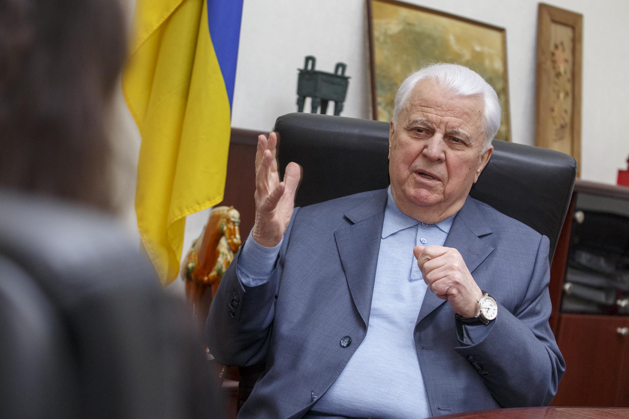 Посилення парламентського контролю, на думку Кравчука, є іншим елементом для відновлення ваги Ради у системі органів державної влади