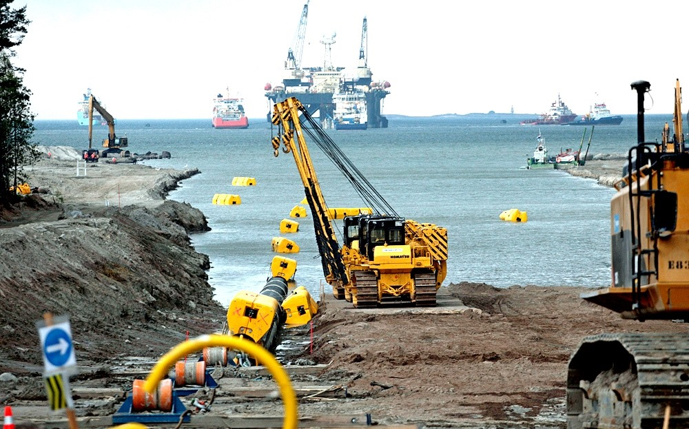 Проекти «Північний потік-2» і «Турецький потік» передбачають запуск ліній газопроводів, загальна пропускна здатність яких — близько 85 млрд куб. м газу на рік