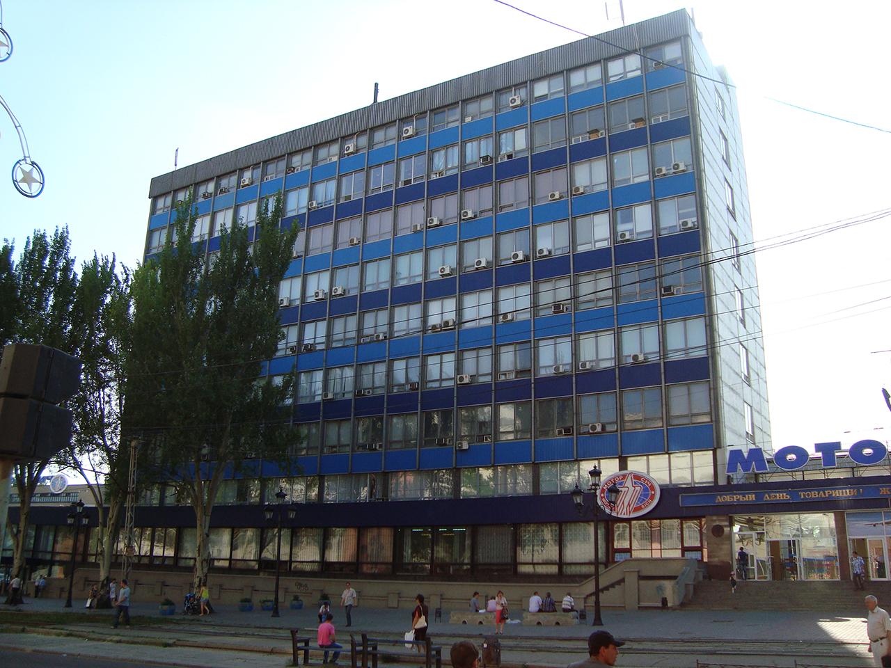 23 апреля сотрудники СБУ провели на заводе в Запорожье, принадлежащем ПАО «Мотор Сич», обыски и выемку документов
