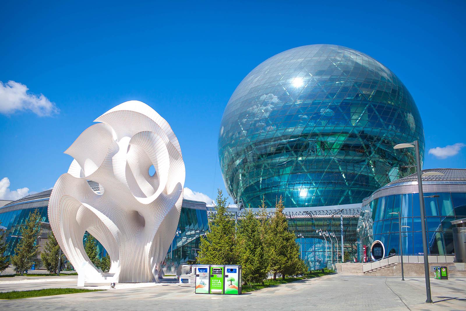 """""""Глобус"""" к Expo 2017"""