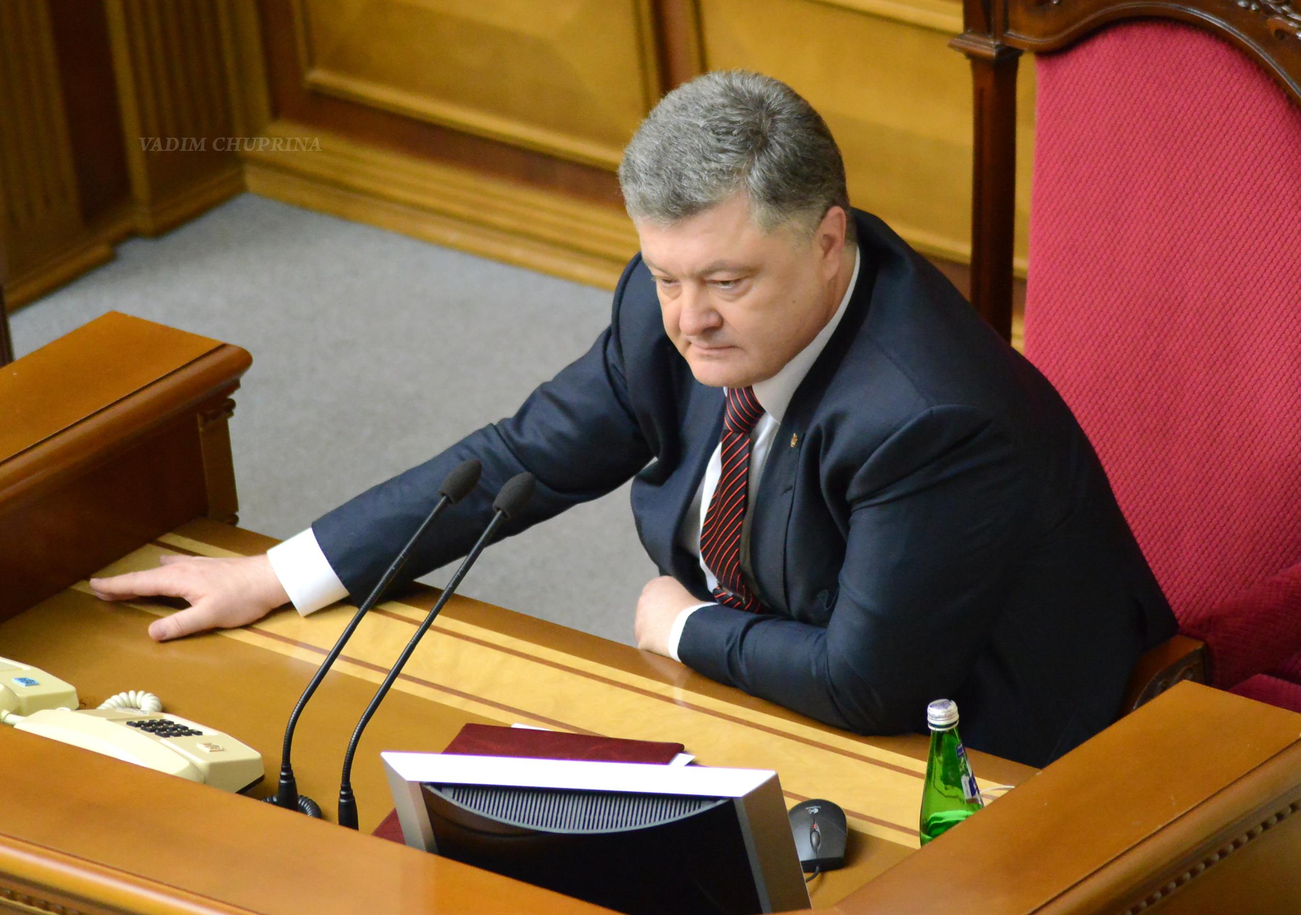 """""""В парламенте сегодня не найдется 226 желающих отправить Порошенко в отставку через импичмент"""""""