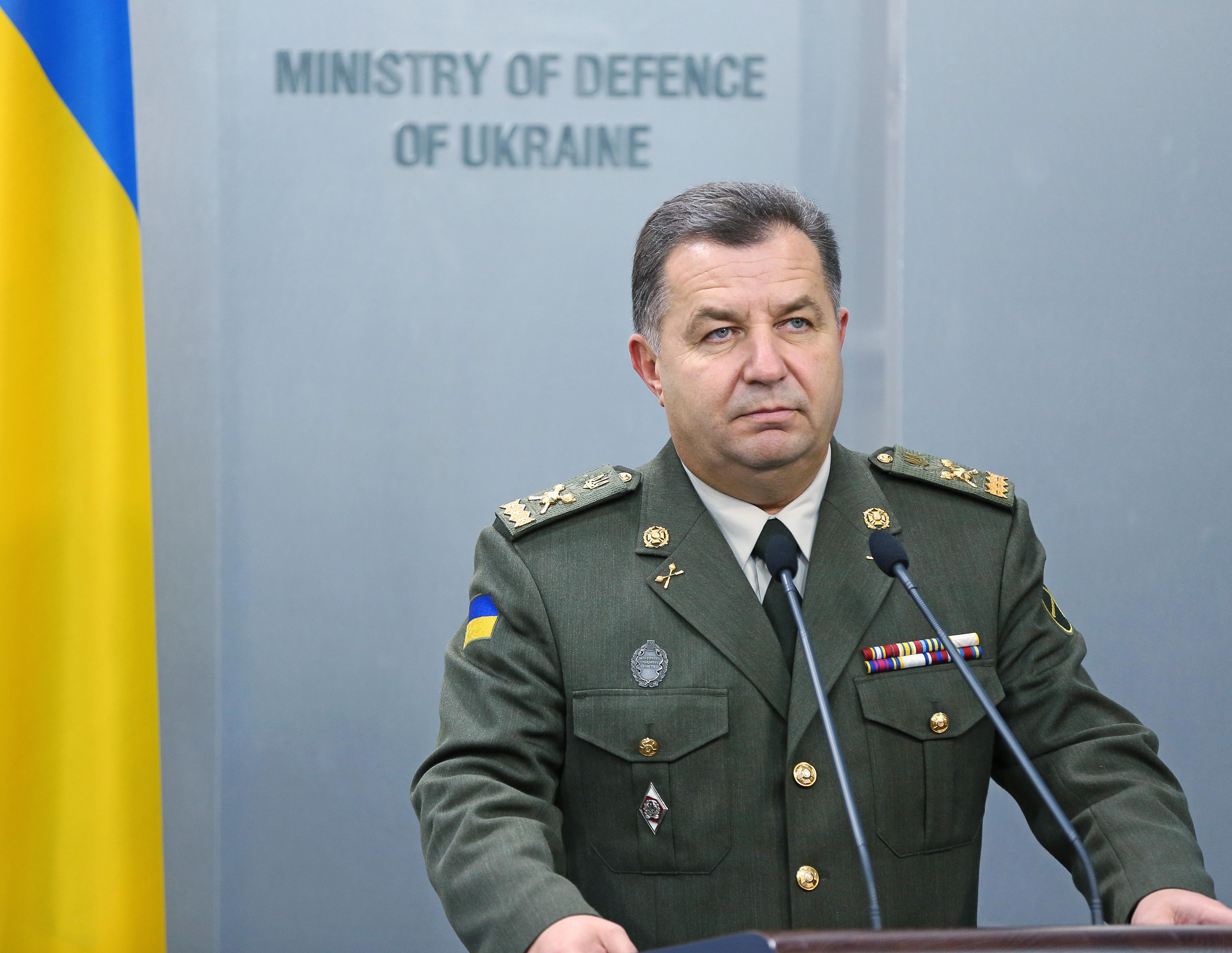 Нововведением станет то, что министр обороны и его заместители будут гражданскими лицами