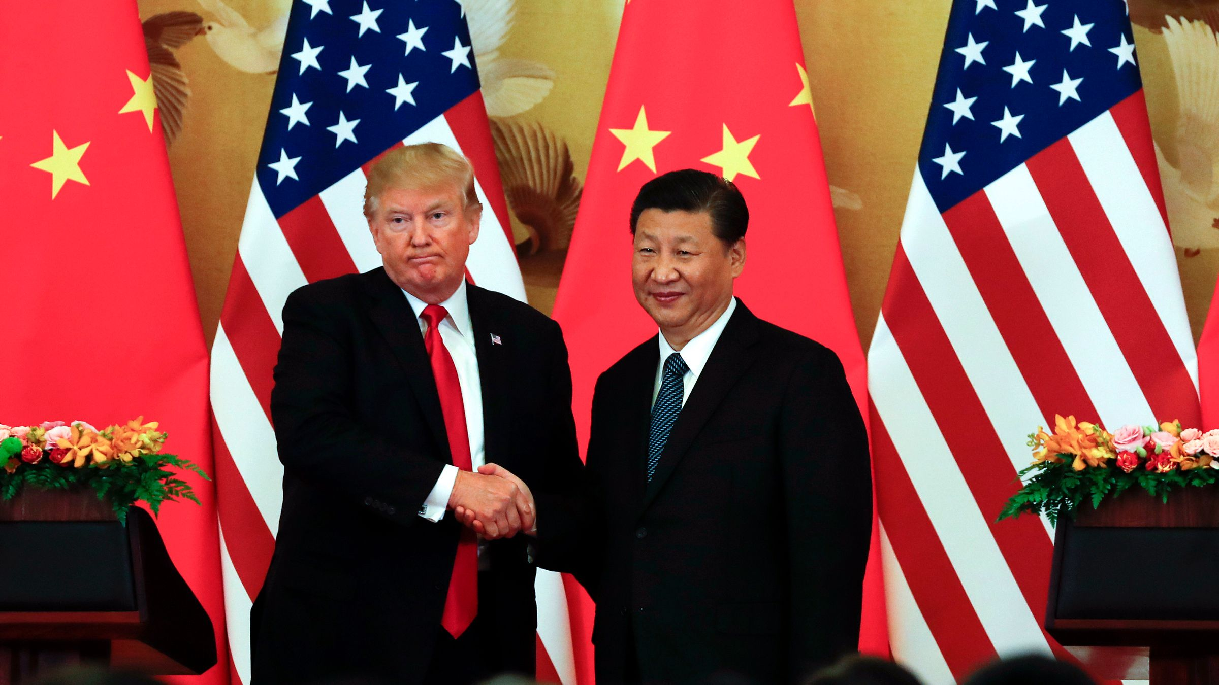 К концу 2018 года США оценивали свой торговый дефицит с Китаем в $375 млрд