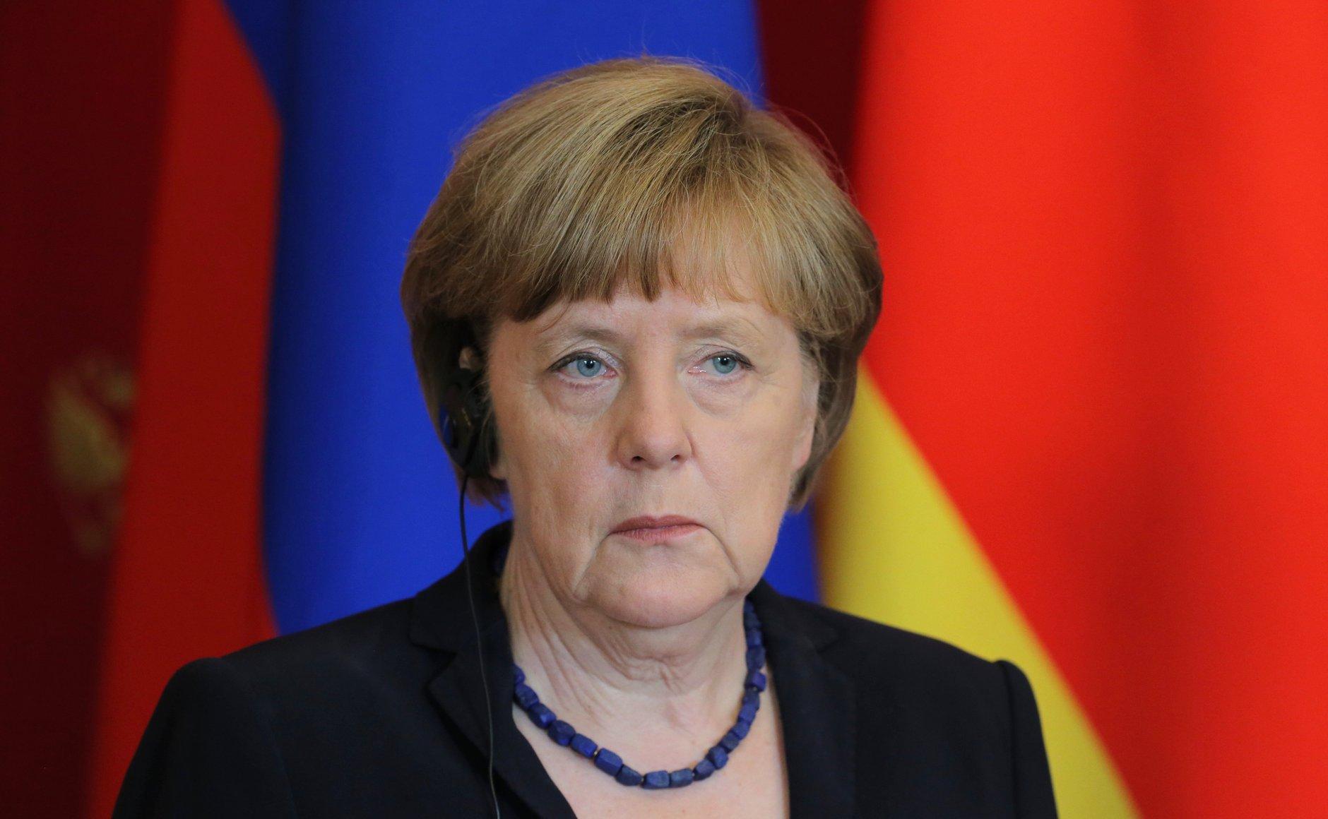 Канцлер Німеччини Ангела Меркель відповіла у непритаманний їй різкий спосіб
