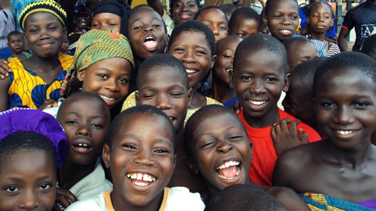 Дети в Нигерии / Фото: Save The Children