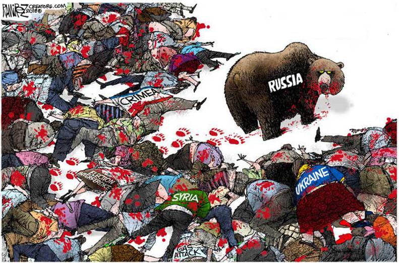 Упрощенная картина мира, в которой есть злодей в облике России и вечные друзья – балтийские страны, Грузия или Польша, будет играть с нами злые шутки