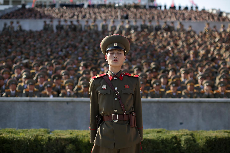Ким Чен Ына неоднократно обвиняли в том, что он действует слишком жестко