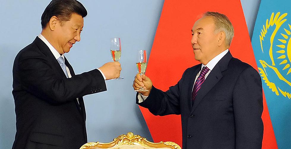 Китай постоянно наращивает свое присутствие в Казахстане, расширяет инвестиционное сотрудничество и финансирует развитие казахстанской инфраструктуры банковской сферы