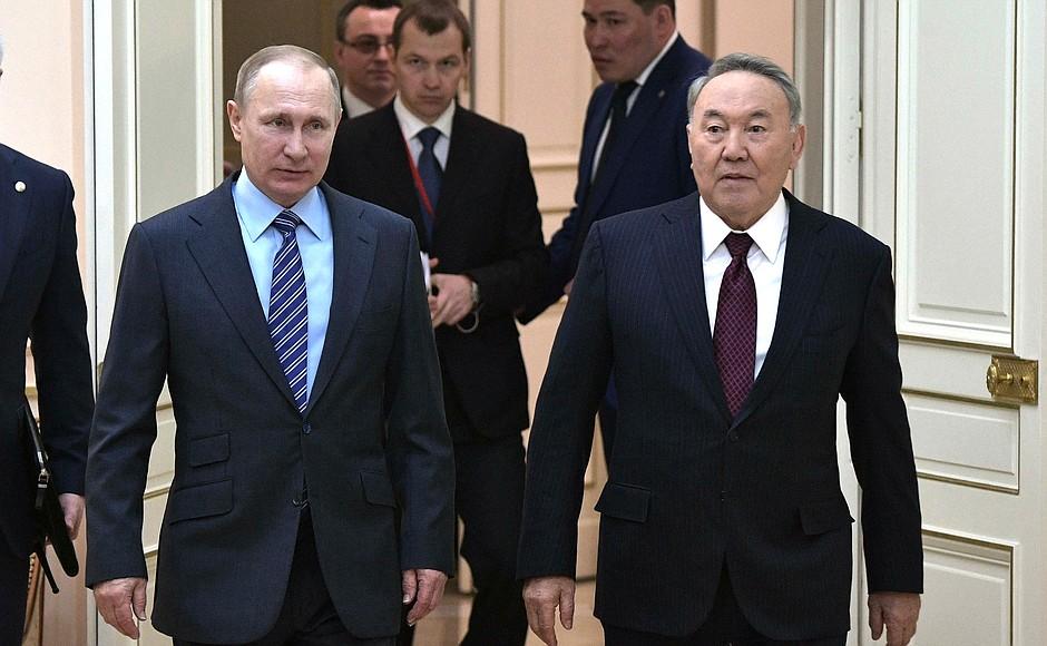 Ежегодно РФ вкладывает в экономику Казахстана около $11 млрд инвестиций