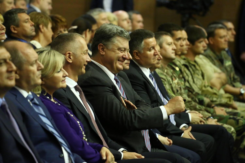 На почве медиабизнеса Борис Ложкин познакомился с Петром Порошенко