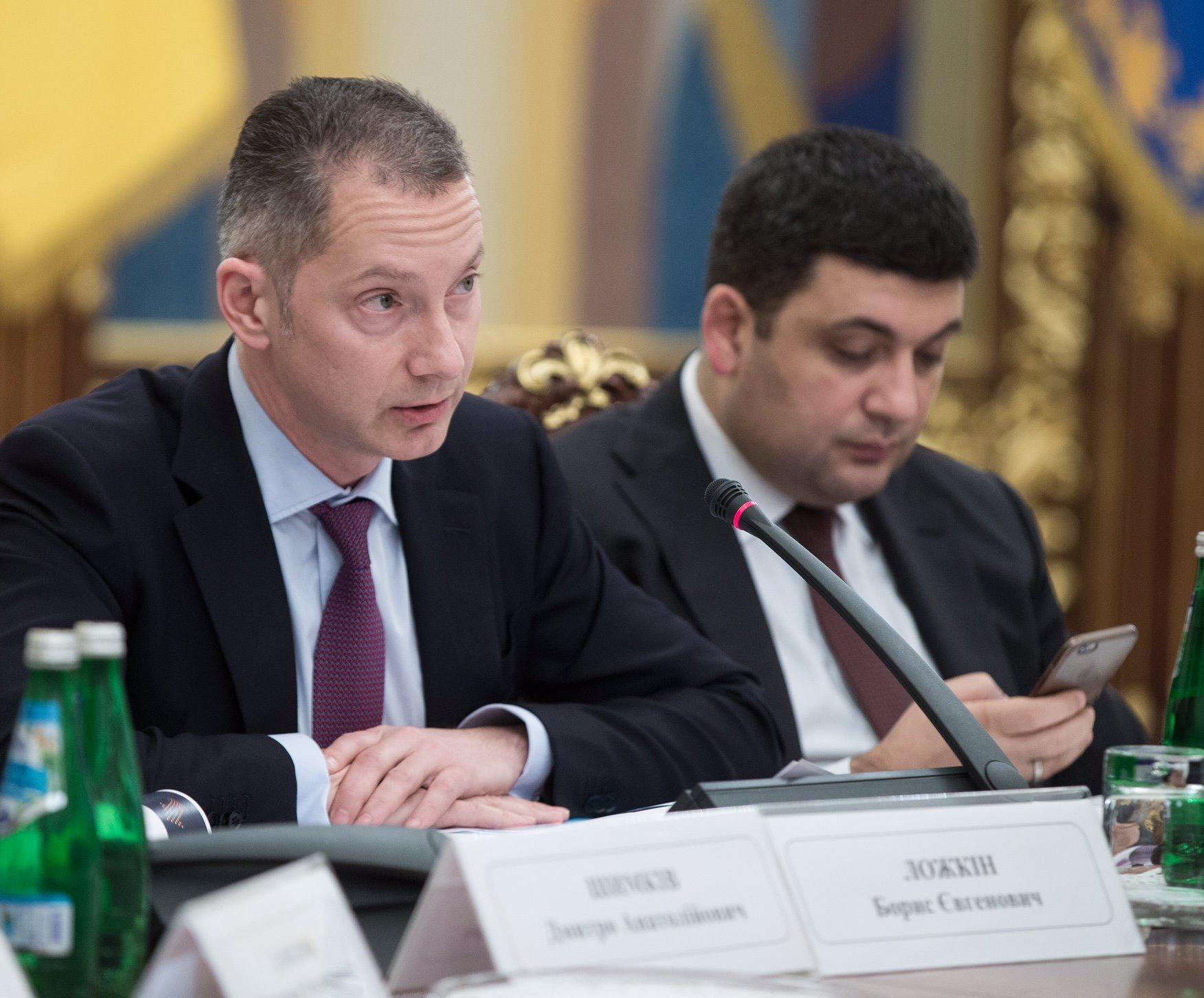Ложкин помогал разрешать конфликты между президентом Порошенко и олигархами
