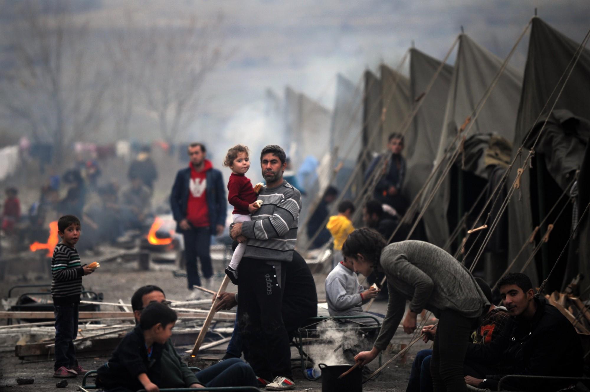 44 500 человек вытесняются из своих домов каждый день, или один человек - каждые две секунды.