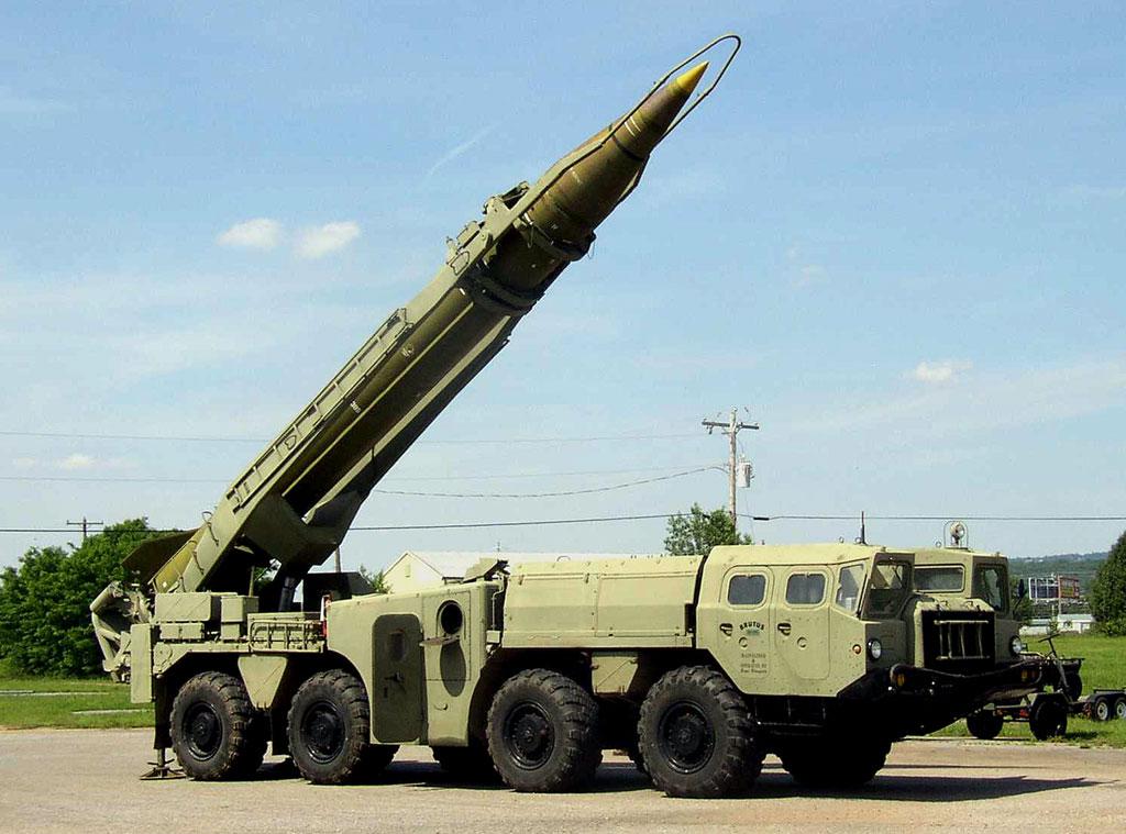 Стратегическим оружием сдерживания в Украине может стать ракетная дивизия, вооруженная комплексами «Скад»