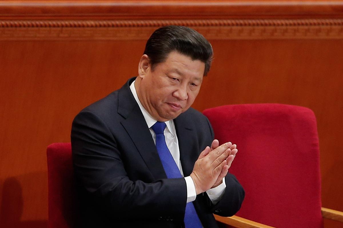 Лидер Китая Си Цзиньпин объявил «крестовый поход» против коррупции для сохранения позиций страны в мире