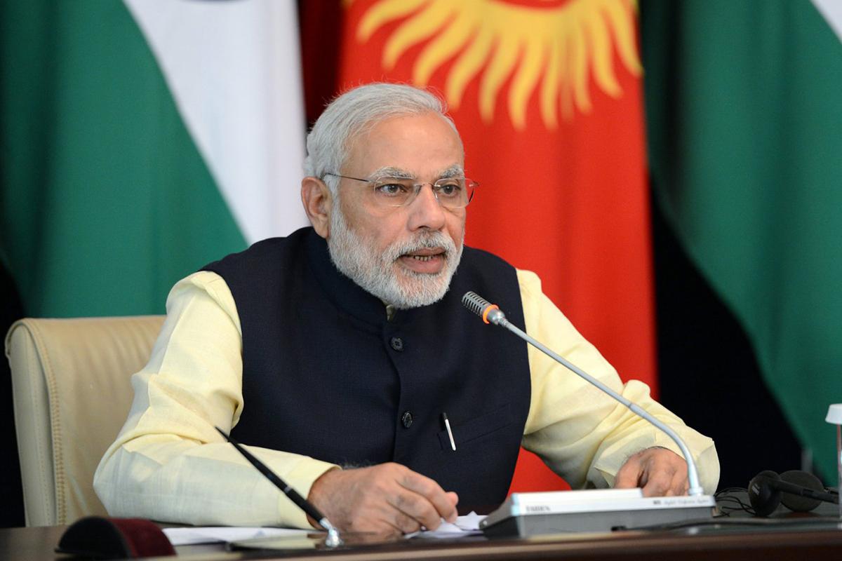 Премьер-министр Индии Нарендра Моди заявил, что он лично стоит на страже борьбы с коррупцией