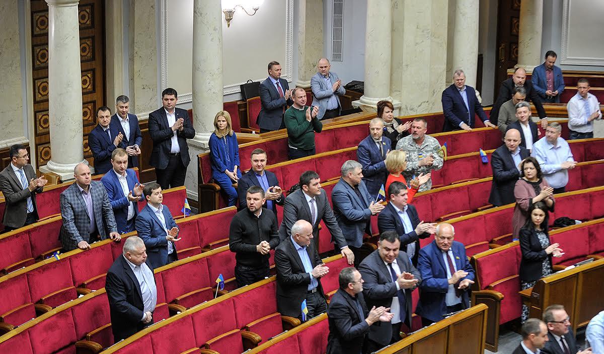 """У фракции """"Народный фронт"""" три кандидата в новый Центризбирком"""
