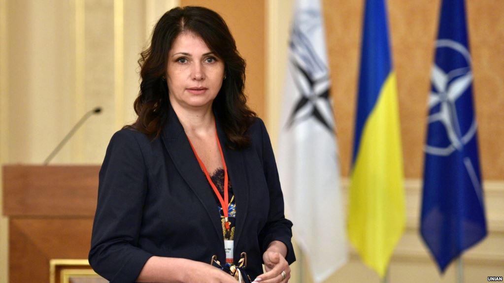 Ирину Фриз, нардепа от БПП и соратницу Порошенко, продвигают на министра по делам ветеранов