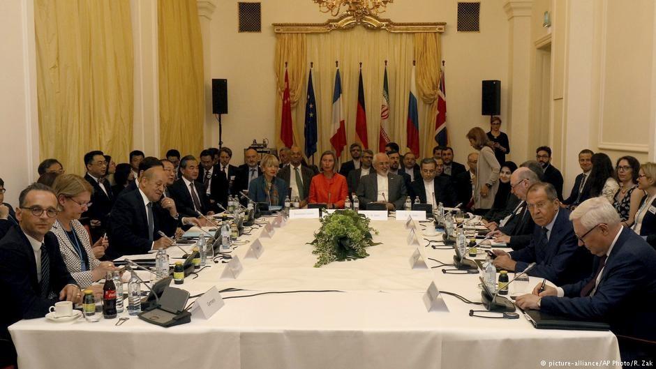 Встреча по соглашению об иранской ядерной программе в Вене, 6 июля 2018 года