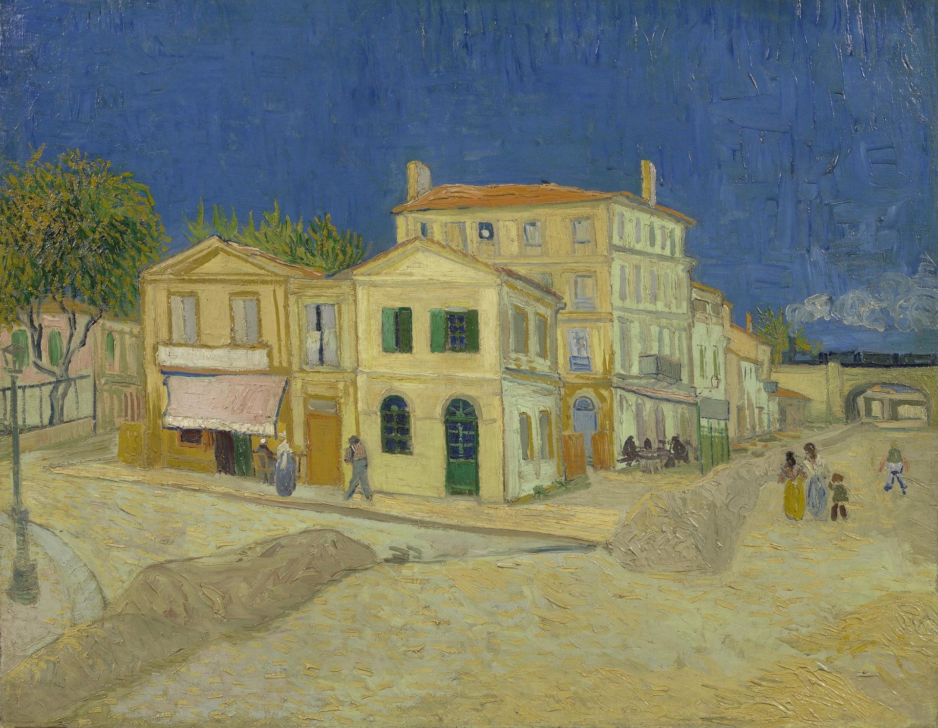 «Желтый дом», 1888
