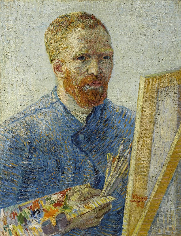 «Портрет художника», 1888