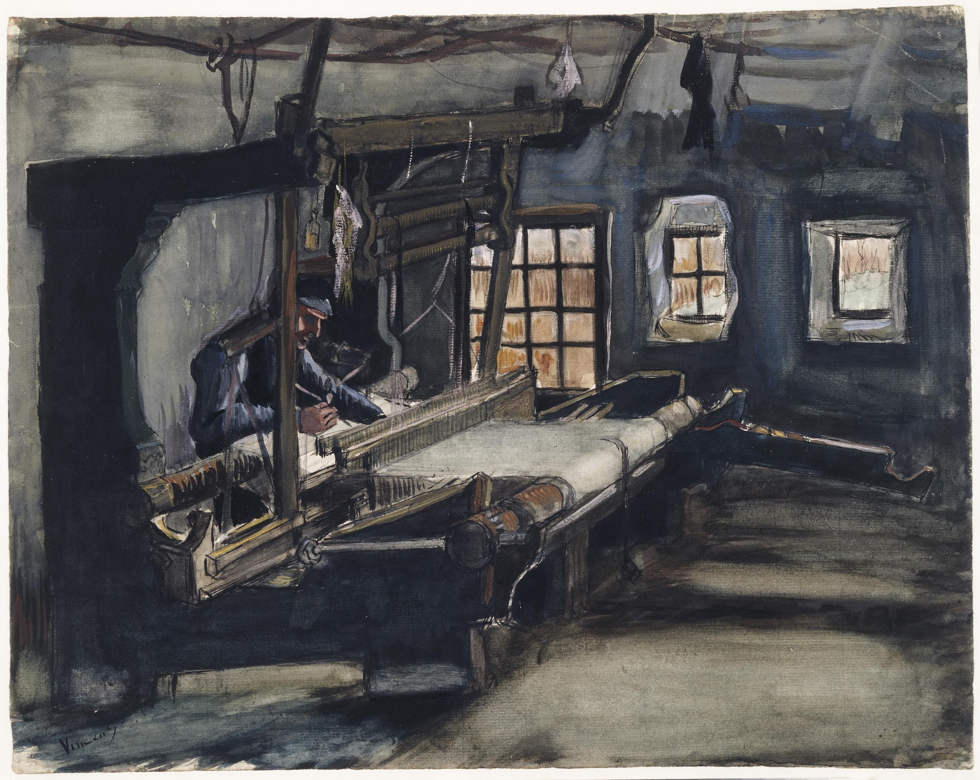«Ткач», 1884