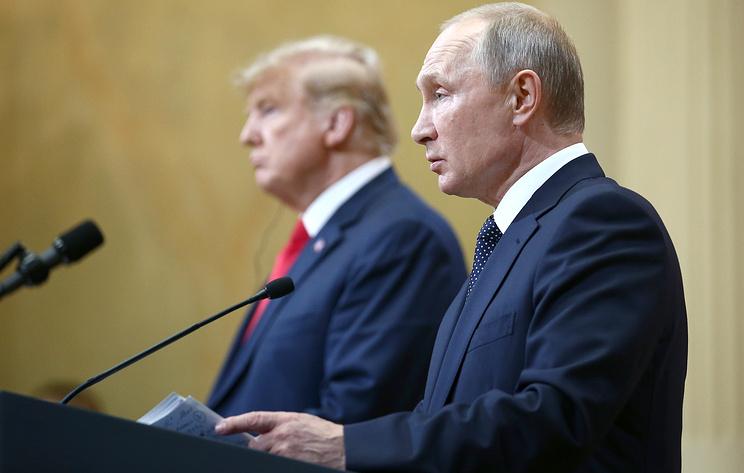 Путин на пресс-конференции с Трампом, по сути, повторил то, что говорил еще Бараку Обаме два года назад