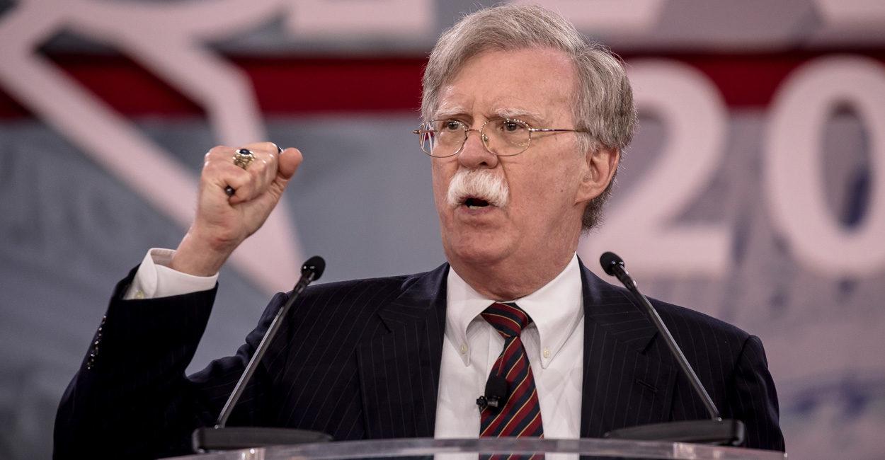 Советник по нацбезопасности Джон Болтон еще в 1994 году говорил, что ООН не существует