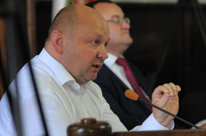 Секретарь городского совета г. Черновцы Василий Продан