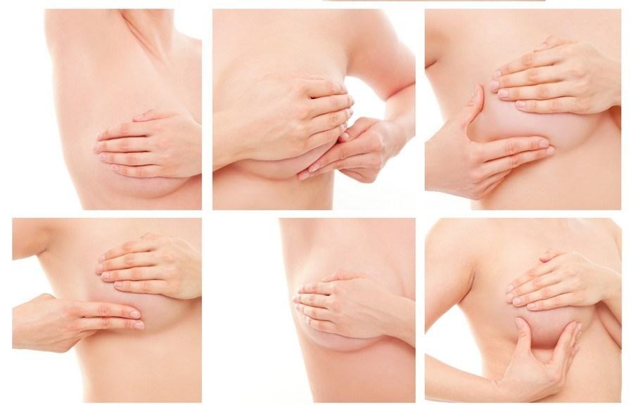 Cамообследование молочной железы проводят в первую фазу цикла - сразу после менструации. Делать это нужно всю жизнь ежемесячно