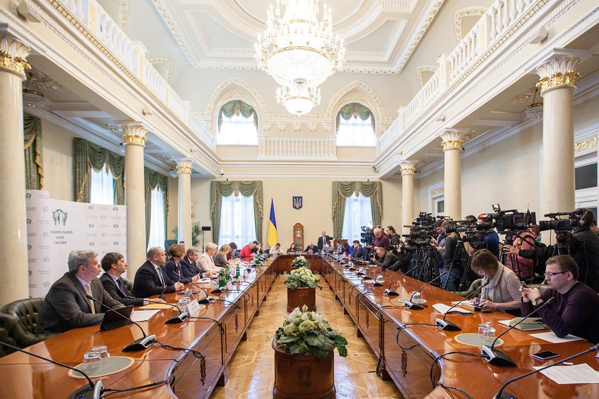 Монетарные дебаты Совета Национального банка Украины