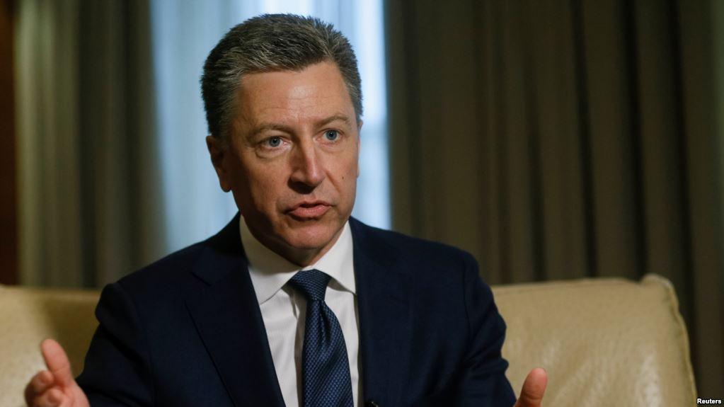 Курт Волкер еще до своего назначения спецпосланником президента США предупреждал: Россия развязала войну в Украине, чтобы угрожать Европе