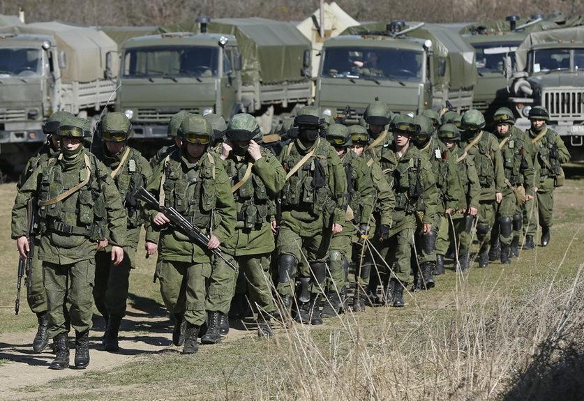 """""""Путин, разместив армию на территории Украины (как и обещал три года назад), не собирается оттуда уходить"""" - эксперт"""