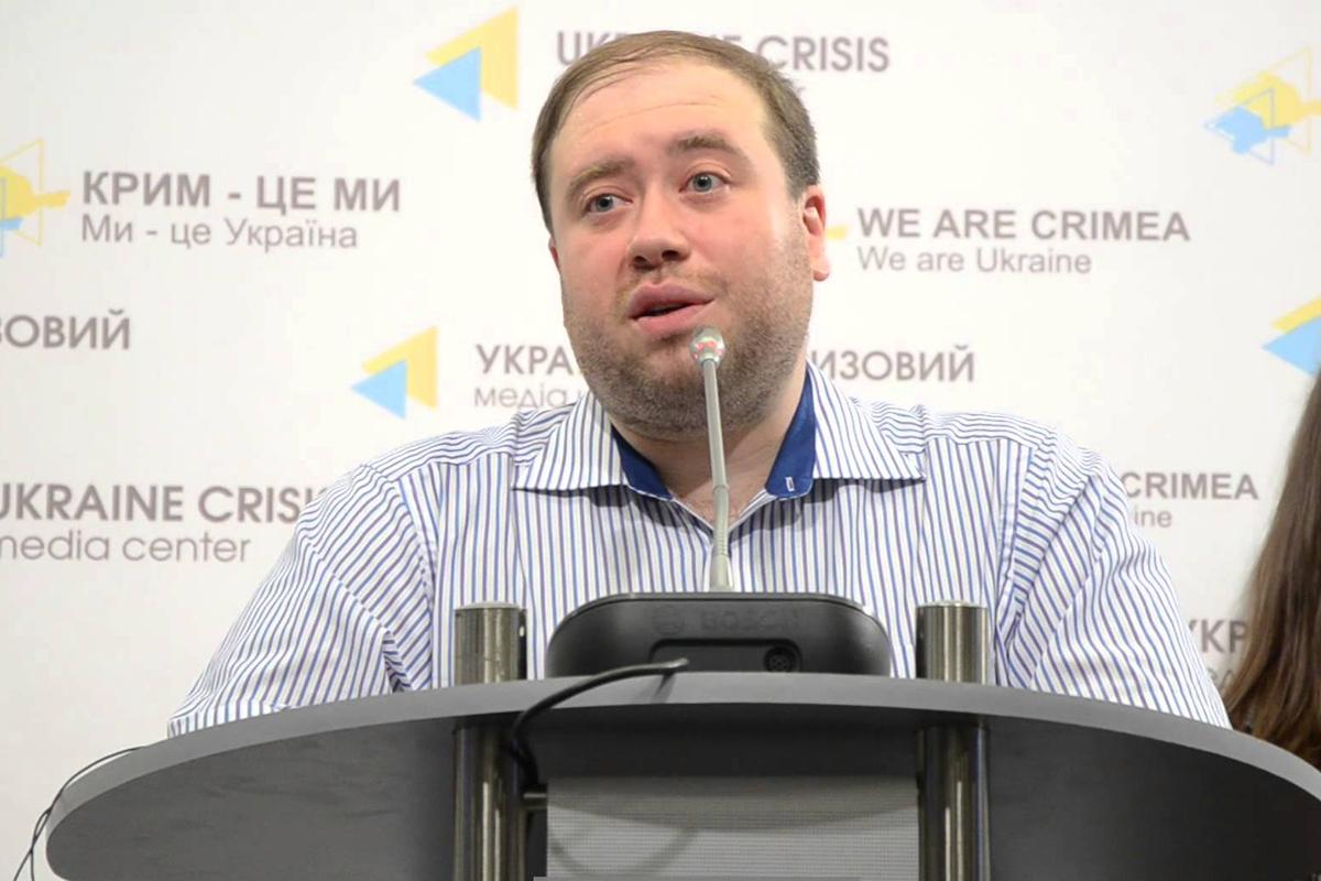 Директор Агентства развития Приазовья Константин Батозский