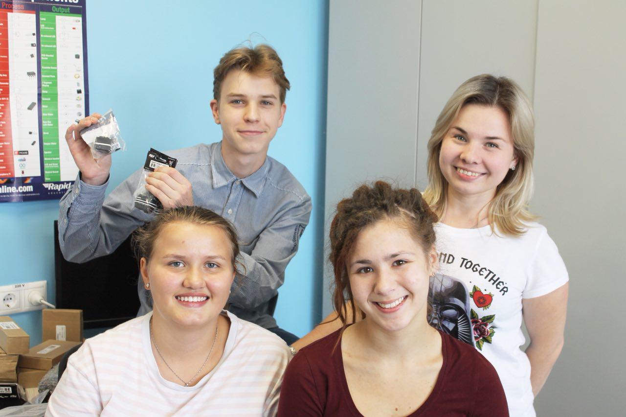 15-18 августа команда из Украины испытает своего робота для решения задач энергетики