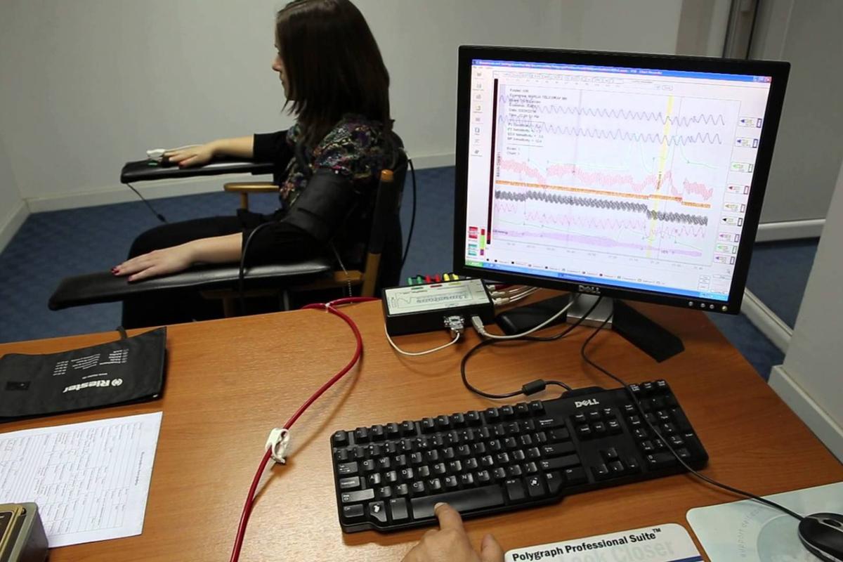 Применяя тестирование персонала на полиграфе, можно получить скрытую информацию, представляющую особую важность