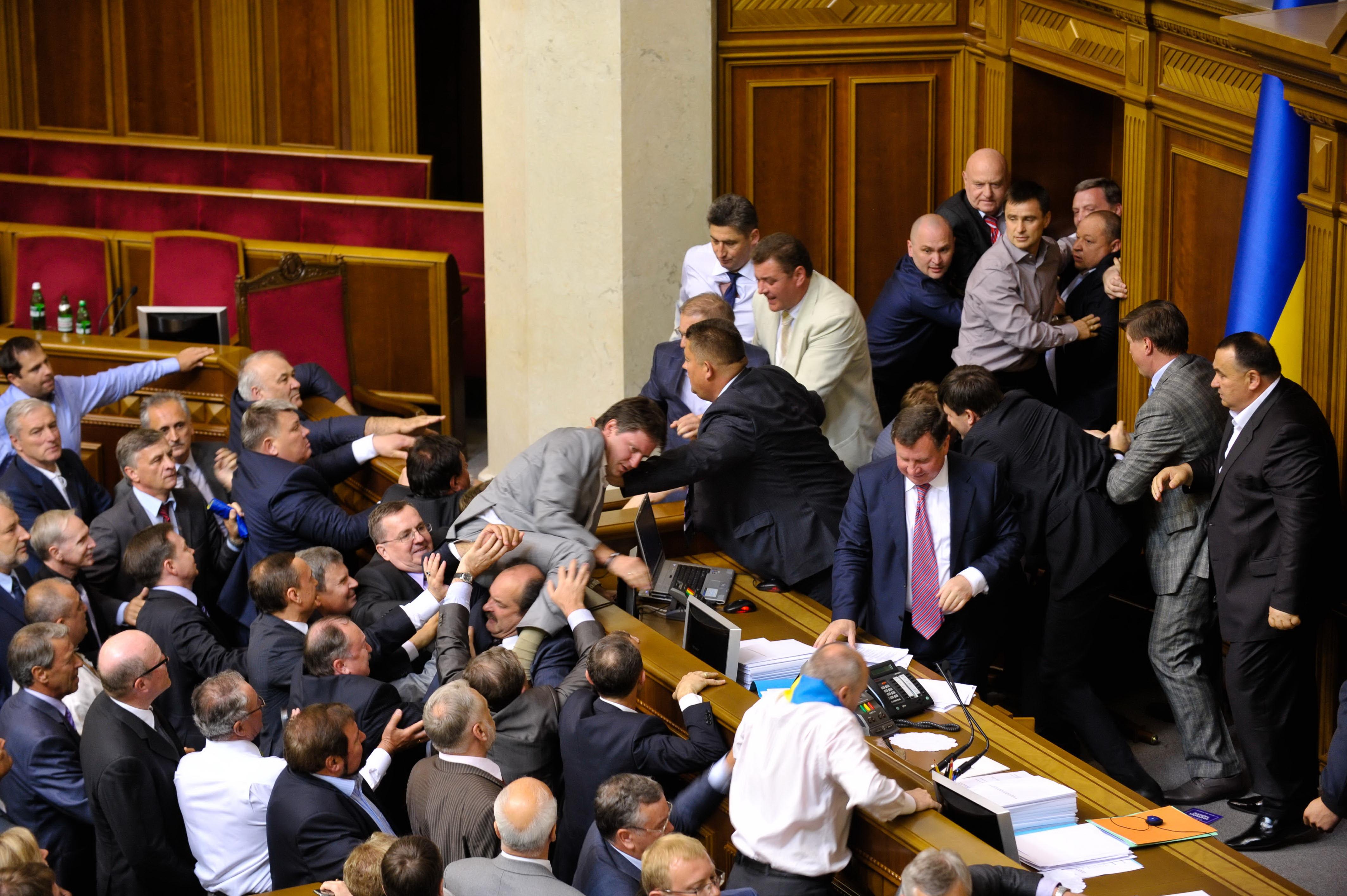 Голосование за закон, продлевающий особый статус ОРДЛО, 2017 год