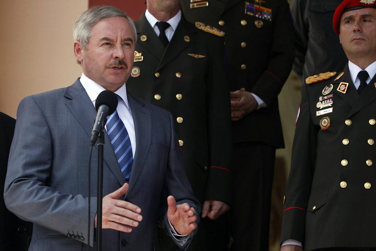 Виктор Шейман считается одним из основных архитекторов политического курса президента Беларуси Александра Лукашенко
