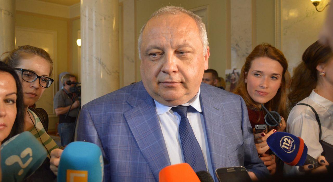 Игорь Грынив известен тем, что редко выступает и дает комментарии прессе