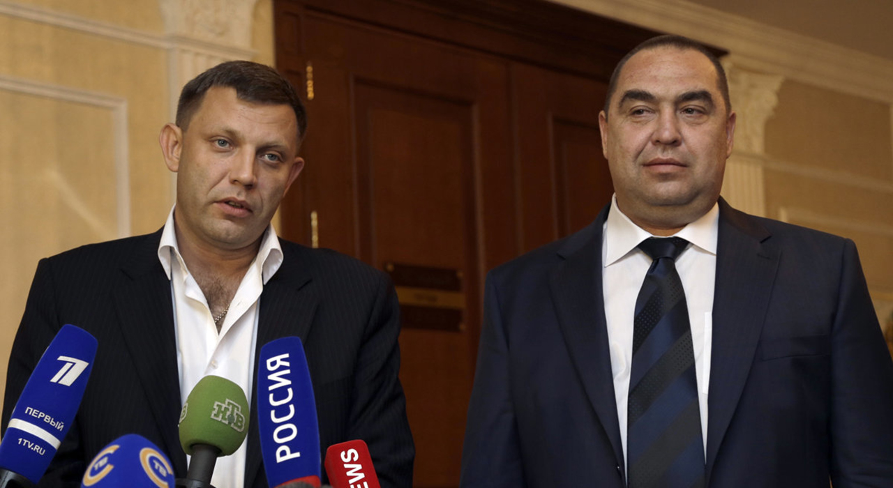 ВДНР сообщили  оприбытии иностранных военных вДонбасс