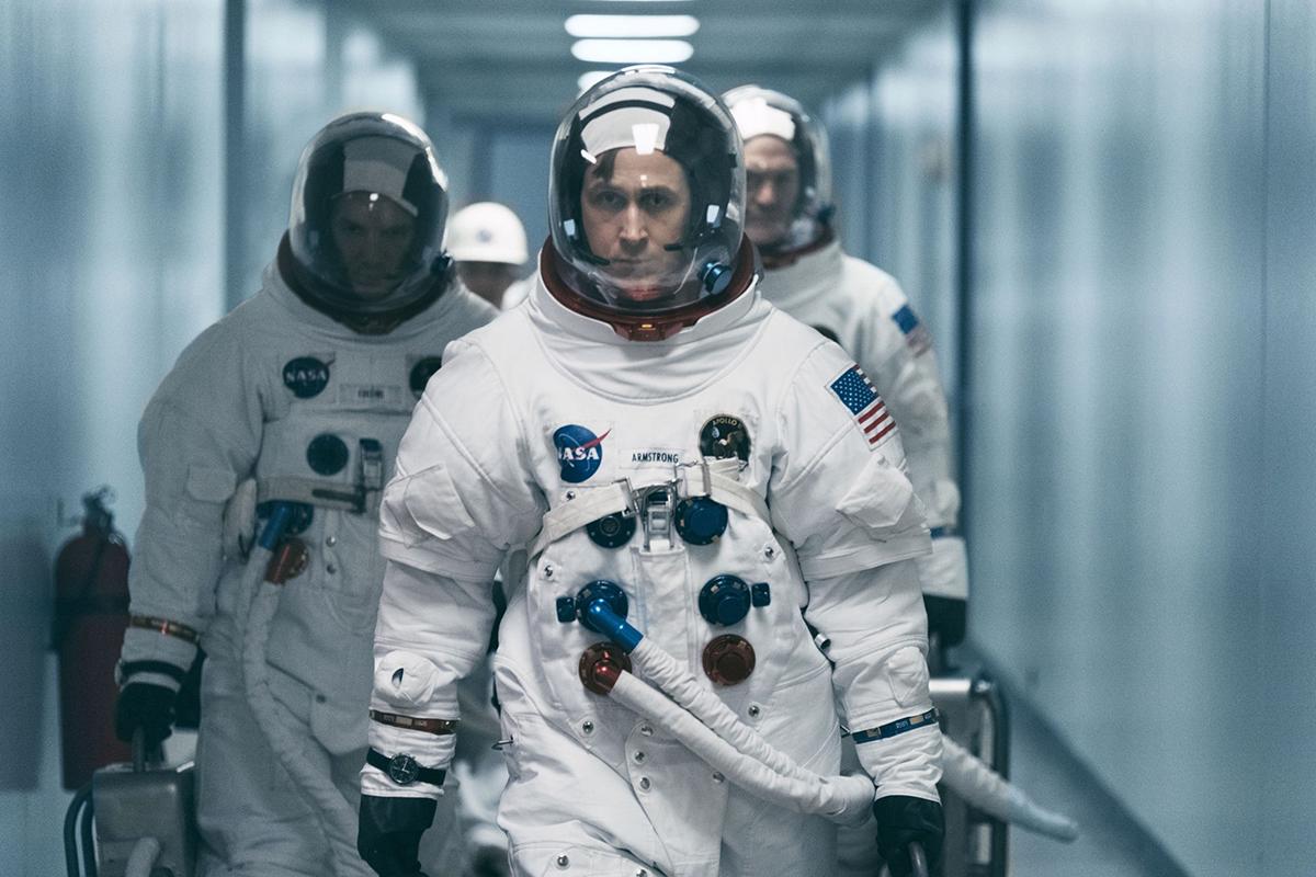 """Кадр из фильма """"Человек на Луне"""" (2018)"""