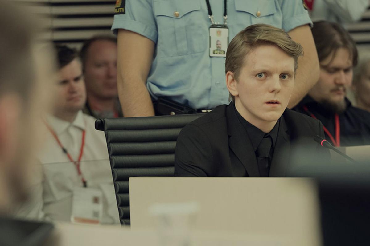 """Кадр из фильма """"22 июля"""" (2018)"""