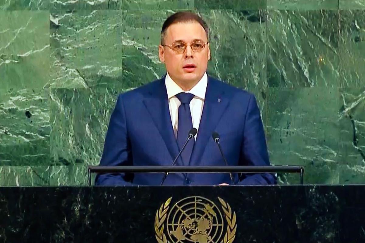 Заместитель главы Службы безопасности Украины Олег Фролов известен заявлениями о нахождении антиукраинского контента в сети