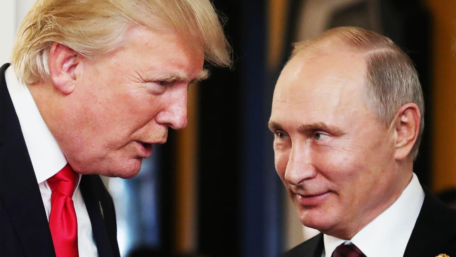 Наибольшие шансы убедить Путина освободить Сенцова были у Трампа